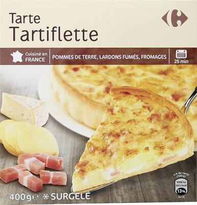 Tarte Tartiflette 400 Grammes - Produit - fr
