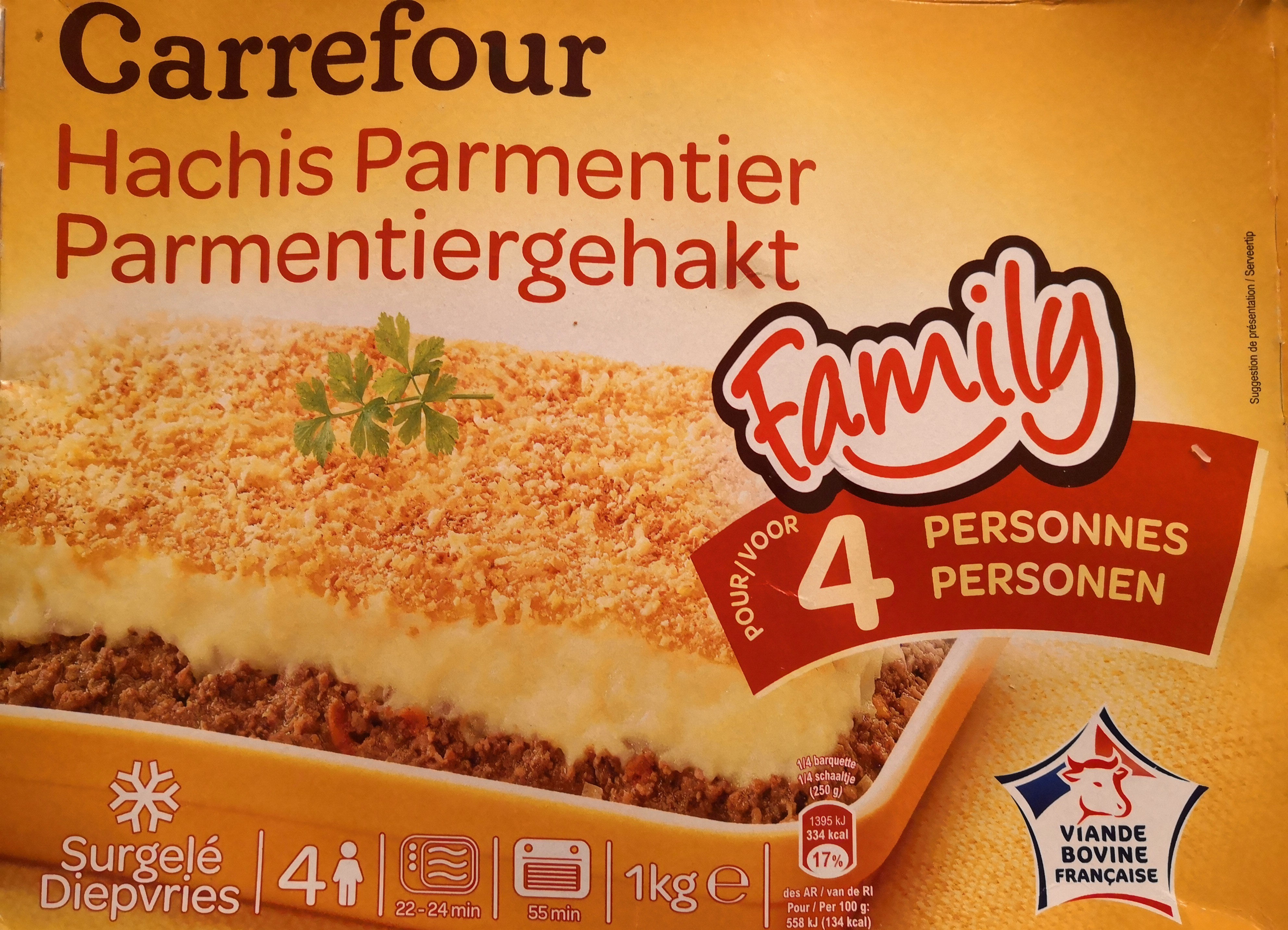 Hachis Parmentier - Produit - fr