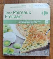 Tarte Poireaux - Product - fr