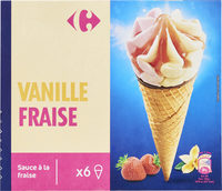 Vanille Fraise - Product