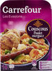 Couscous poulet merguez - Product