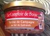 Terrine de campagne au sel de guérande - Produit
