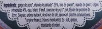 Terrine de Pintade aux Cèpes Le Parfait - Ingrédients - fr