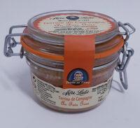 Terrine de Campagne au Foie Gras - Product