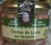 Terrine de Lapin au Serpolet - Product