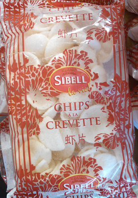 Chips à la Crevette - Produit - fr