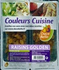 Raisins Golden - Producto