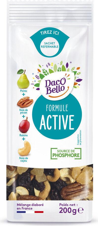 Formule active - Product - fr