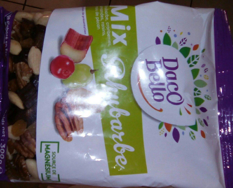 Mix rhubarbe - Product - fr