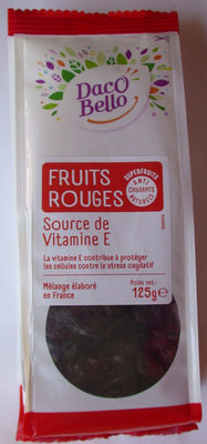 Fruits rouges Daco Bello - Product - fr