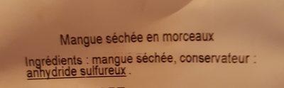 Mangue Sans Sucres Ajoutés - 4