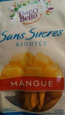Mangue Sans Sucres Ajoutés - Produit - fr