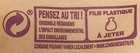 BIO Méli mélo Figue - Istruzioni per il riciclaggio e/o informazioni sull'imballaggio - fr