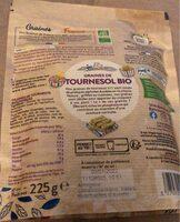 Graines de tournesol bio - Informations nutritionnelles - fr
