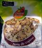 Noix de cajou grillées salées Daco Bello - Produit