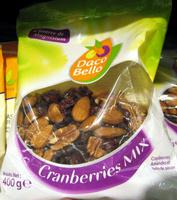 Cranberries Mix Cranberries, Amandes et Noix de pécan Daco Bello - Product