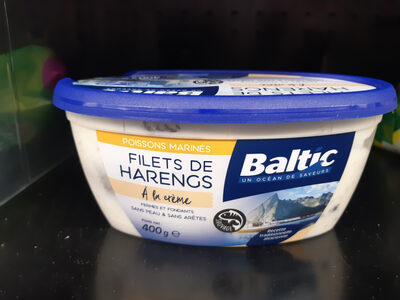 Harengs à l'Alsacienne - Produit - fr
