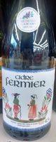 Cidre Fermier (4.5%) - Product - fr