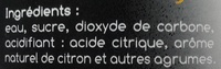 Breizh-limo - Ingredients