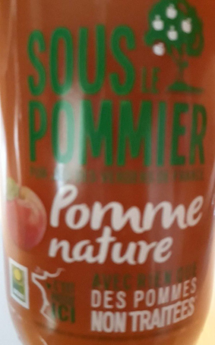 Pomme nature - Product