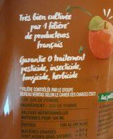 Pomme nature - Ingrediënten
