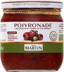 Poivronade Tomates et poivrons cuisinés aux oignons - Prodotto - fr