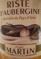 Riste d'aubergines - Produit - fr