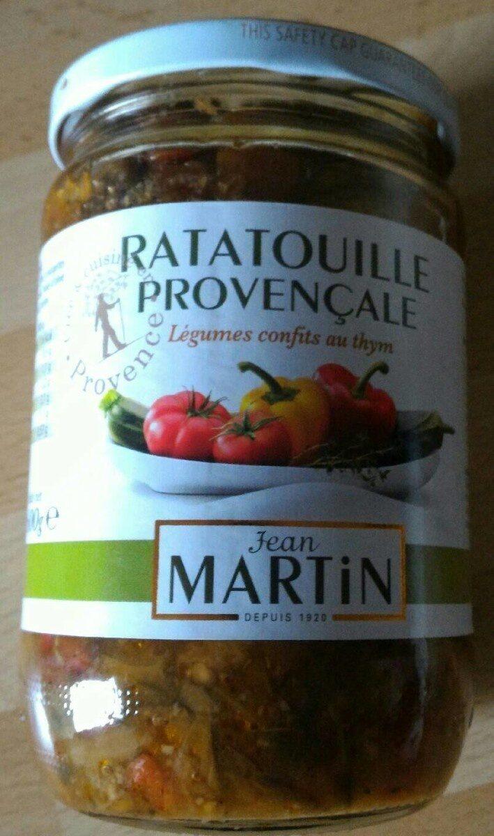 Ratatouille provençale - Produit - fr