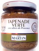 Tapenade verte aux olives de Provence - Product