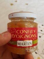 Confit d'oignons - Produit - fr