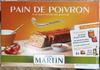 Pain de poivron - Produit