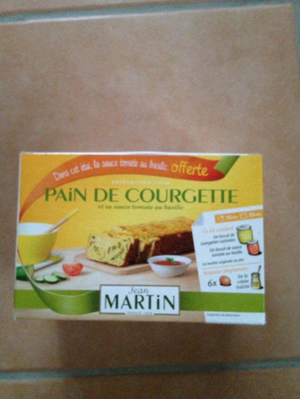 Pain de courgette - Product