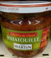 Ratatouille Sélection de 5 baies - Produit