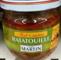 Ratatouille miel & raisins - Produit