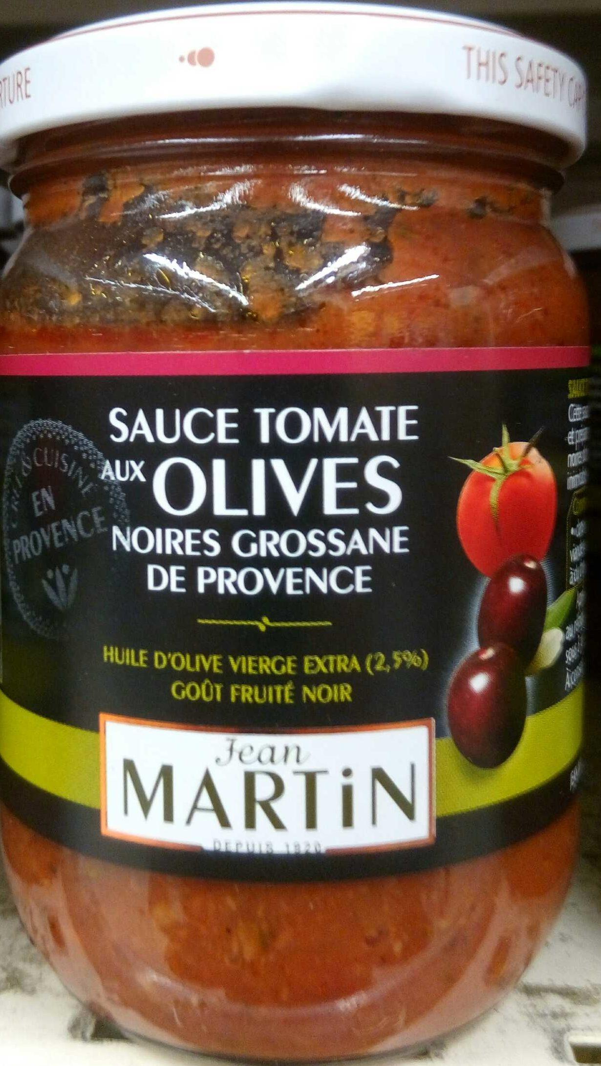 Sauce tomates aux olives sans colorant ni conservateur for Sauce tomate cuisinee