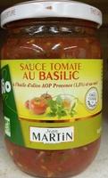 Sauce tomate au basilic - Produkt - fr