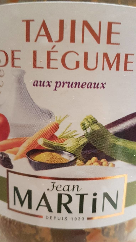 Tajine de légumes - Produit
