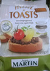 Mini toasts - Product