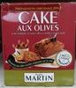 Préparation originale pour cake aux olives - Product