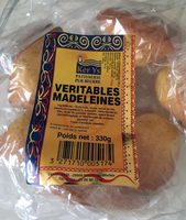 Veritables Madeleines - Product