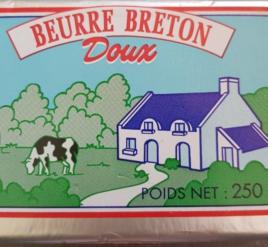 Beurre Breton Doux - Product