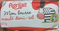 Mon beurre moulé demi-sel - Product