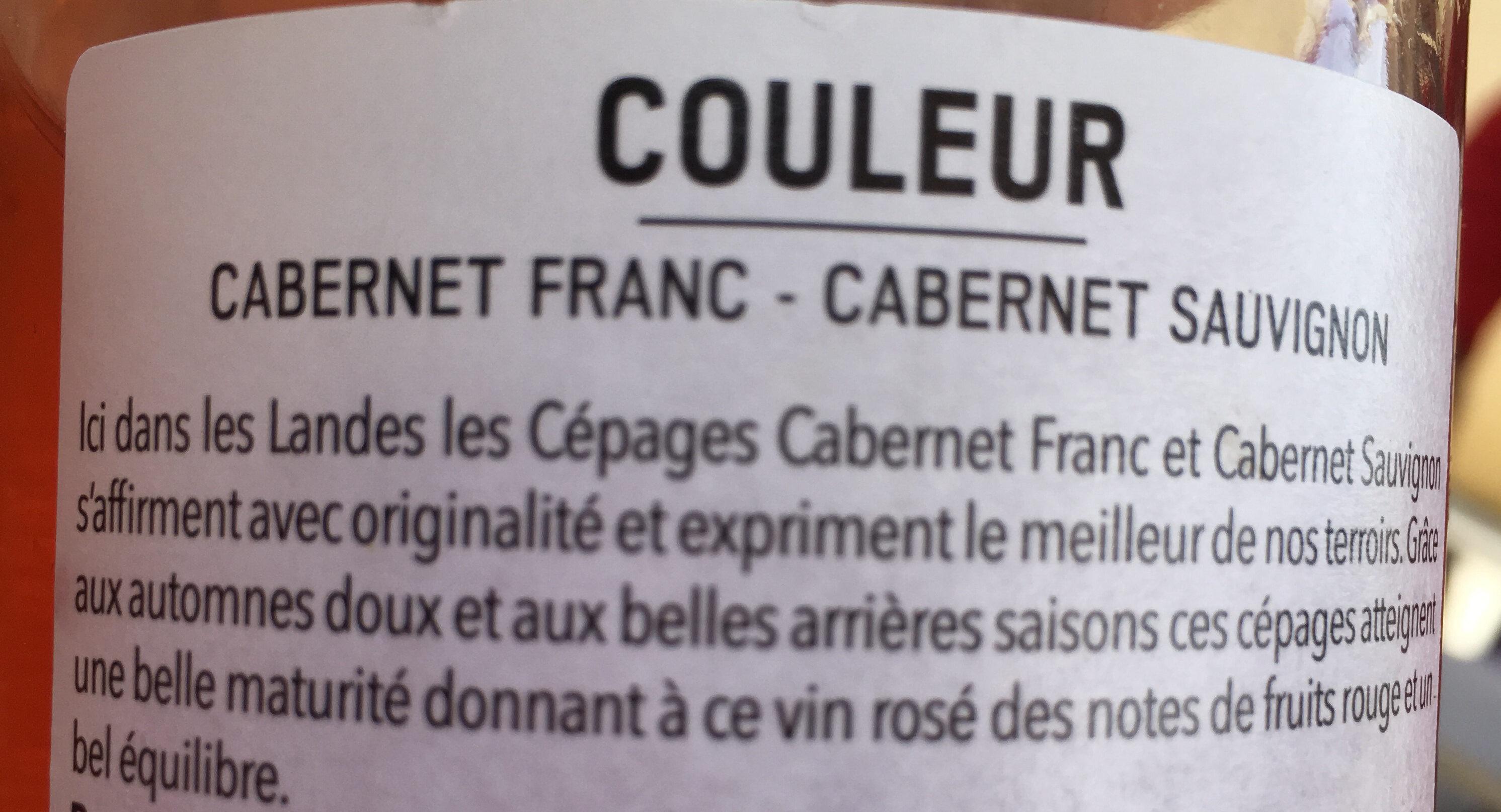 Landes - Ingredients