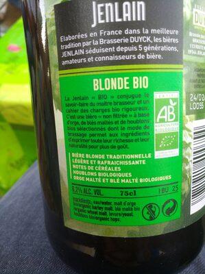 Blonde Bio - 3