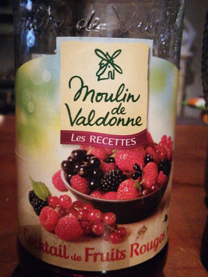 Cocktail de fruits rouges - Produit - fr