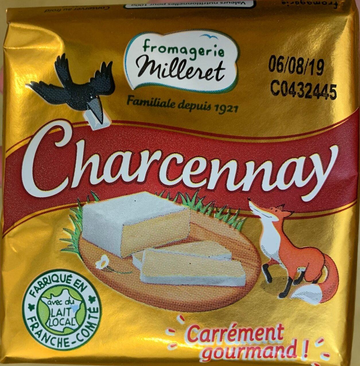 Charcennay (30% MG) - Product - fr