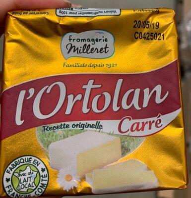 l'Ortolan carré - Produit - fr