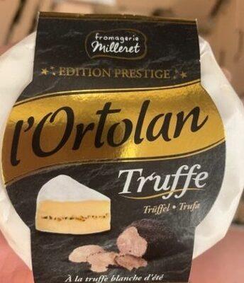 L'Ortolan Truffe 29% M.G. - Produit