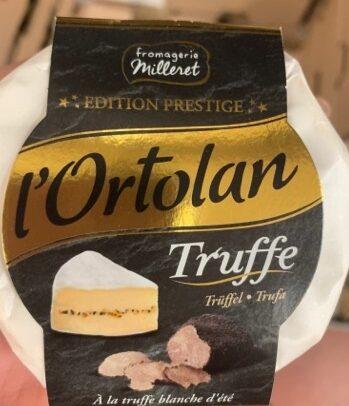 L'Ortolan Truffe 29% M.G. - Produit - fr