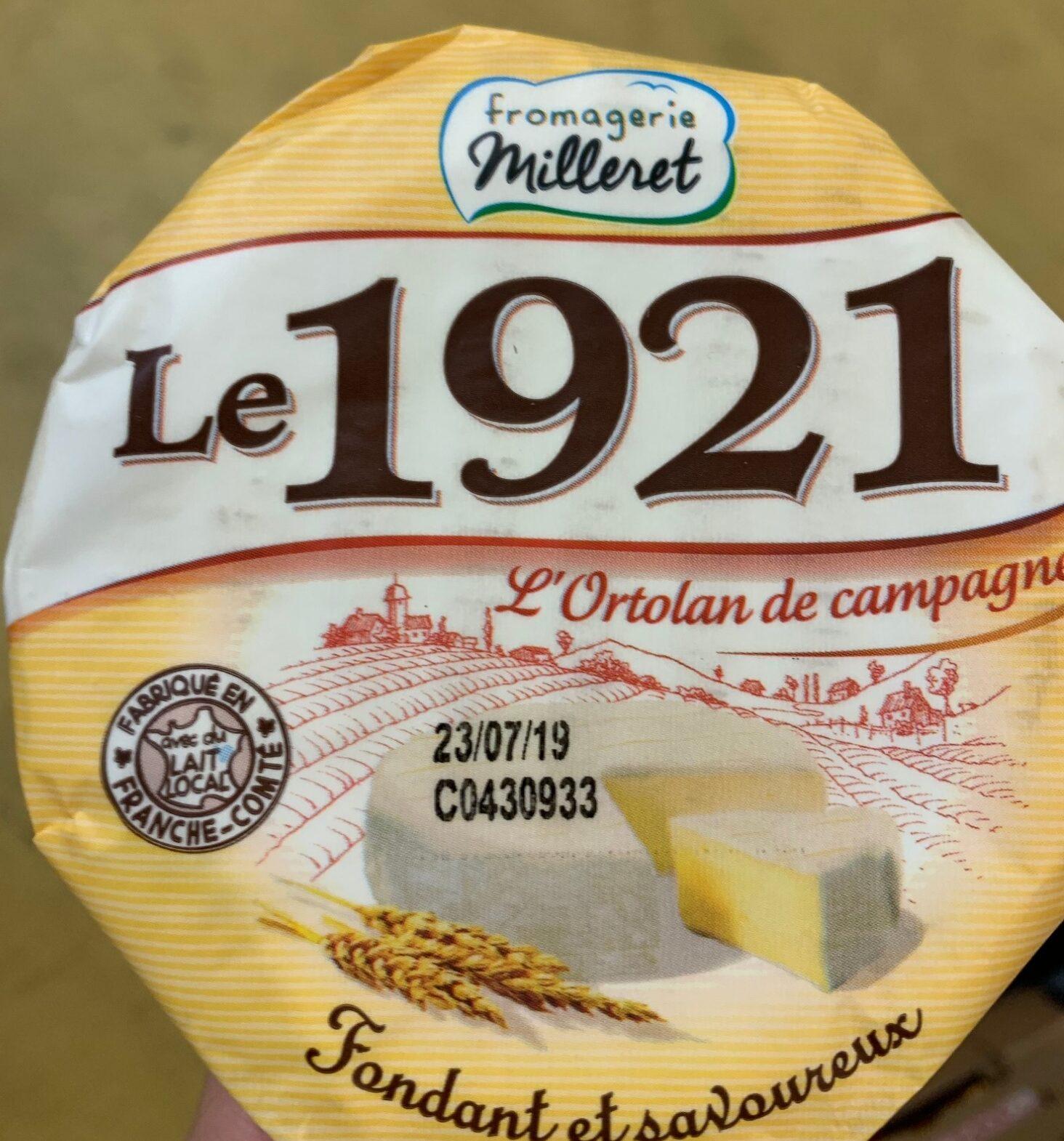 Le 1921 - l'Ortolan - Produit - fr